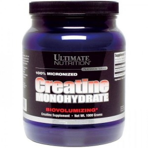 Ultimate Nutrition Creatine Monohydrate(1000 гр)