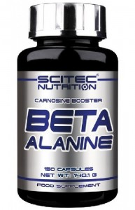 Scitec Nutrition Beta Alanine (150 кап)