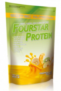 Scitec Nutrition Four Star Protein (500 гр)