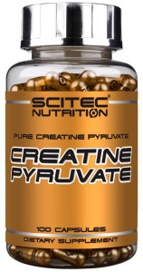 Scitec Nutrition Creatine Pyruvate (100 кап)