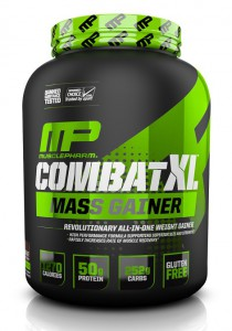 MusclePharm Combat XL Mass Gainer Sport Series (2722 гр)