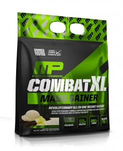 MusclePharm Combat XL Mass Gainer Sport Series (5440 гр)