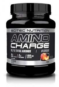 Scitec Nutrition Amino Charge (570-600 гр)